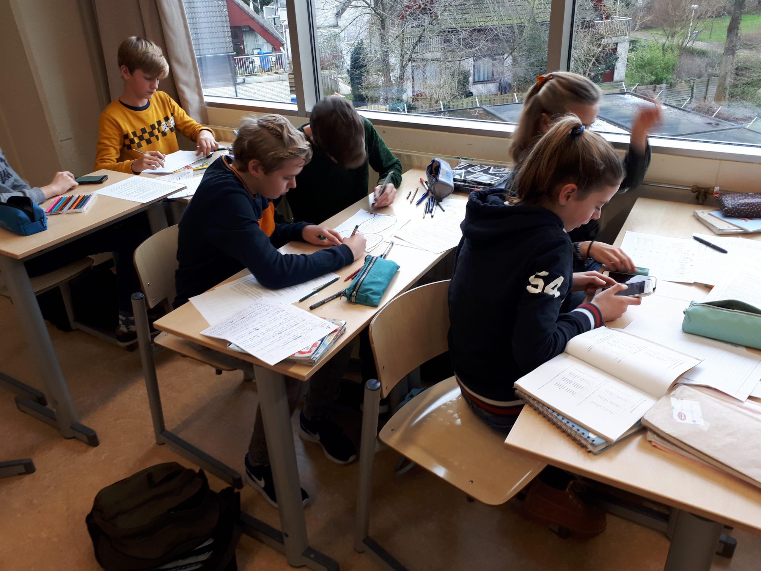 Creatief Met Grieken En Romeinen Gymnasium Celeanum